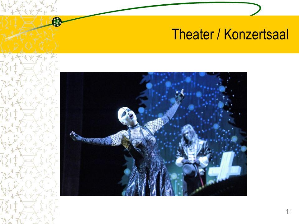 Theater / Konzertsaal