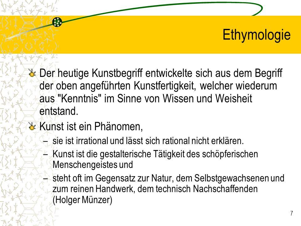 Ethymologie