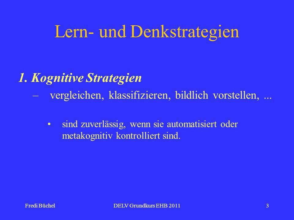 Lern- und Denkstrategien