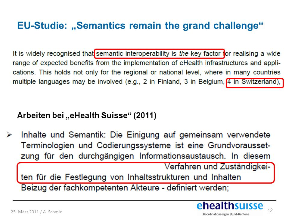 "EU-Studie: ""Semantics remain the grand challenge"