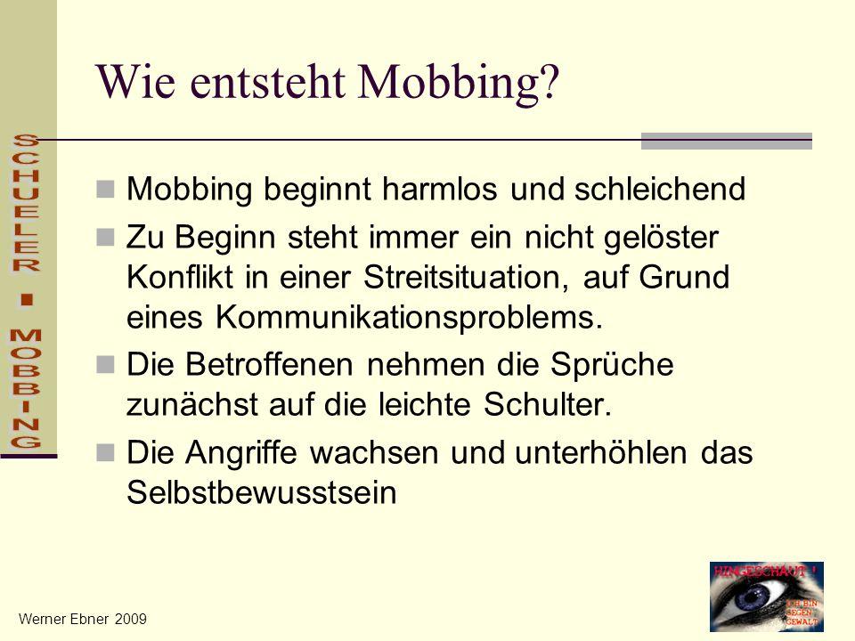 mobbing und gewalt an schulen - ppt video online herunterladen