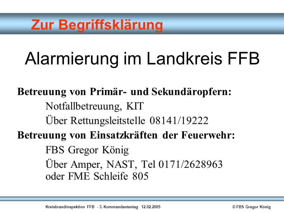 Feuerwehrseelsorge Bezirksfeurwehrverband Oberbayern