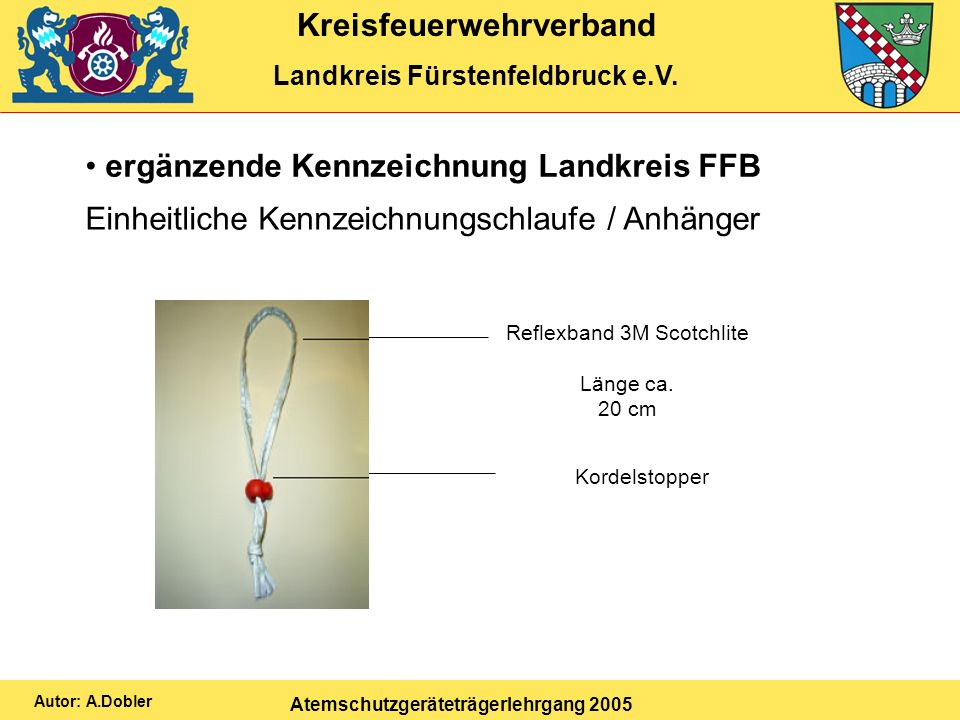 Reflexband 3M Scotchlite