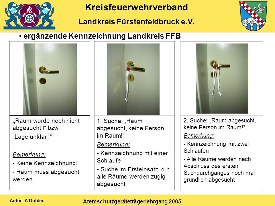 ergänzende Kennzeichnung Landkreis FFB