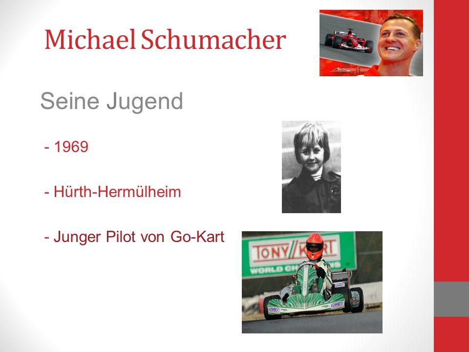 Seine Jugend - 1969 - Hürth-Hermülheim - Junger Pilot von Go-Kart