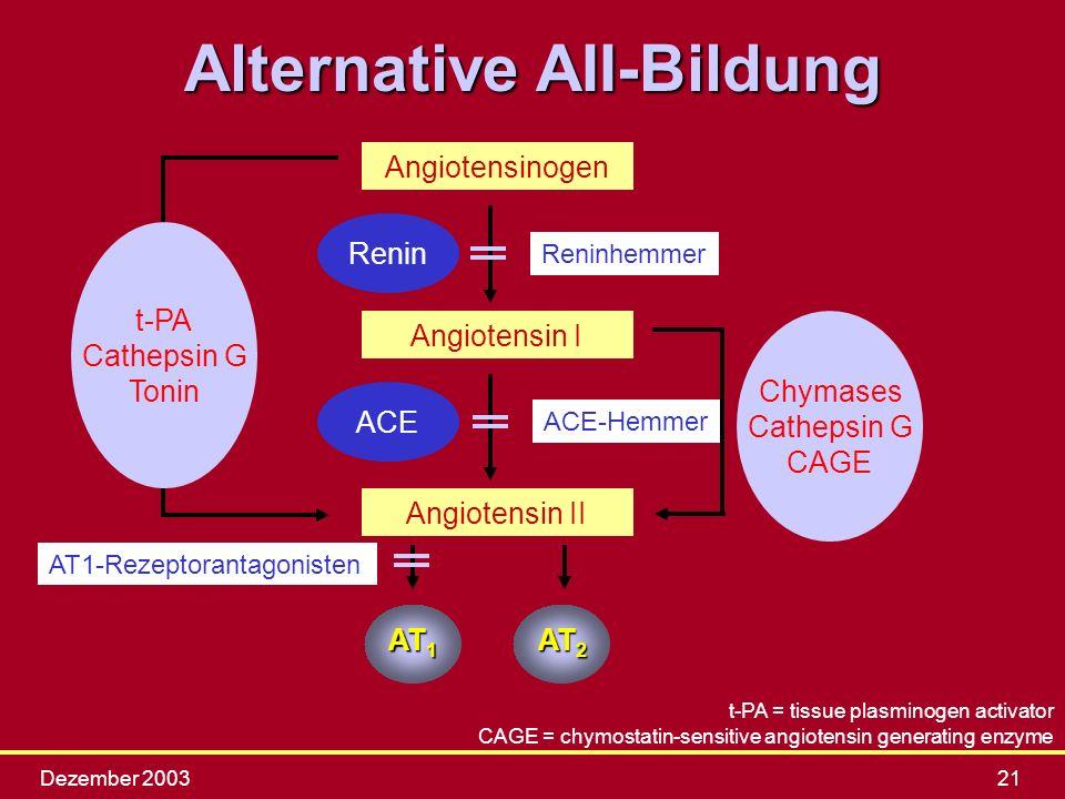 Alternative AII-Bildung