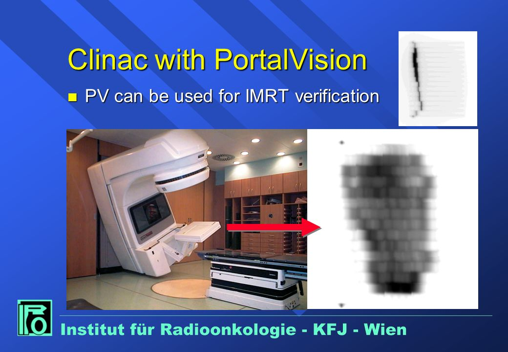 Clinac with PortalVision