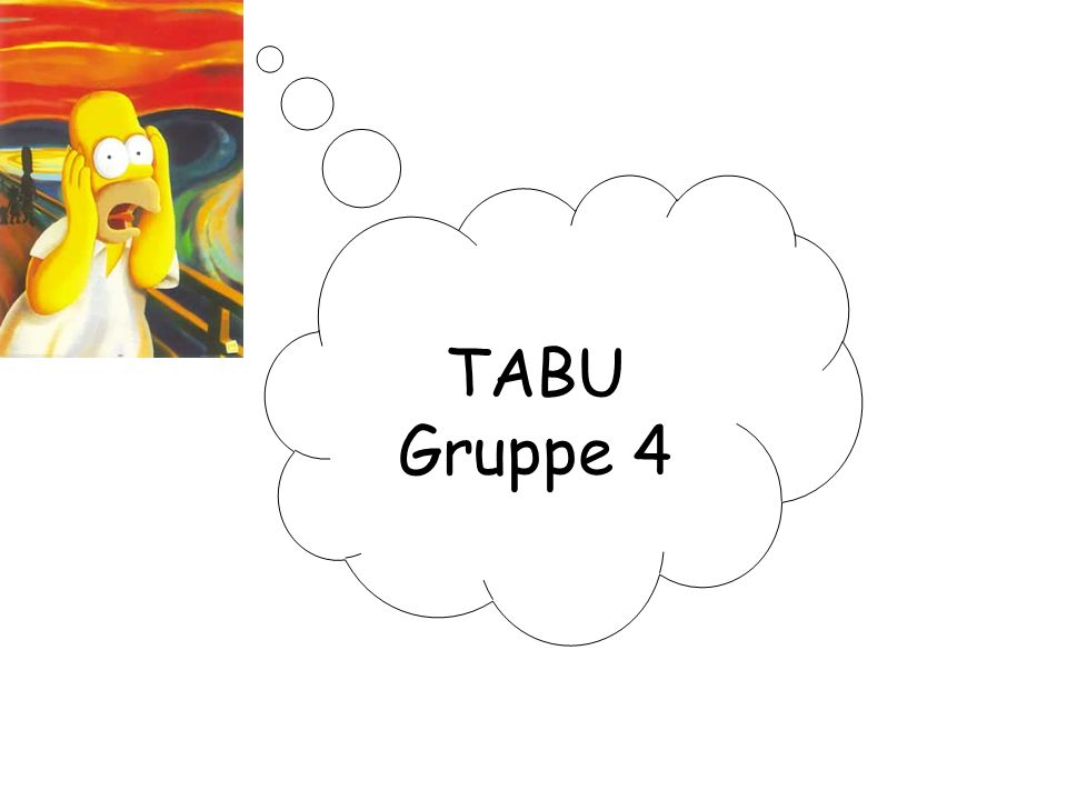 TABU Gruppe 4 TZI-Dreieck