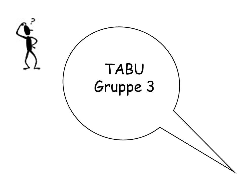 TABU Gruppe 3 Eisbergmodell