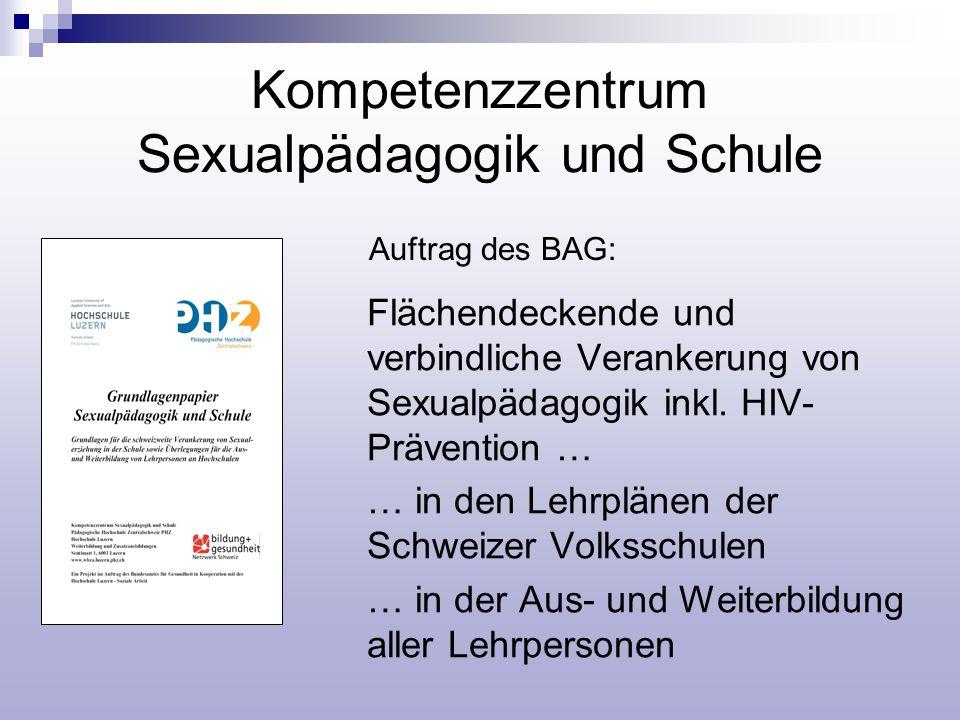 Kompetenzzentrum Sexualpädagogik und Schule
