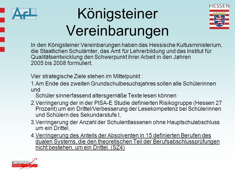 Königsteiner Vereinbarungen