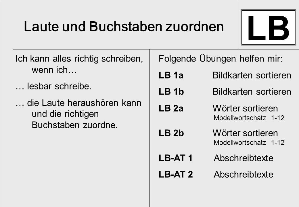 Arbeitsblatt Laute Und Buchstaben : Das rechtschreibkonzept der ggs lindlar ost ppt