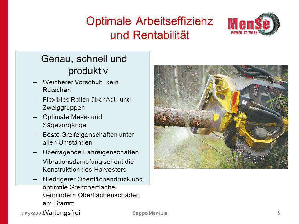 Optimale Arbeitseffizienz und Rentabilität