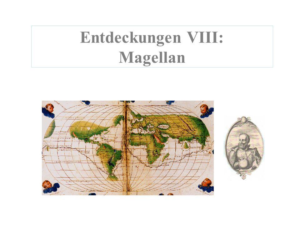 Entdeckungen VIII: Magellan