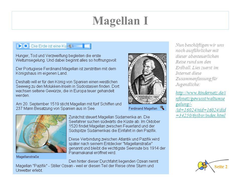 Magellan I
