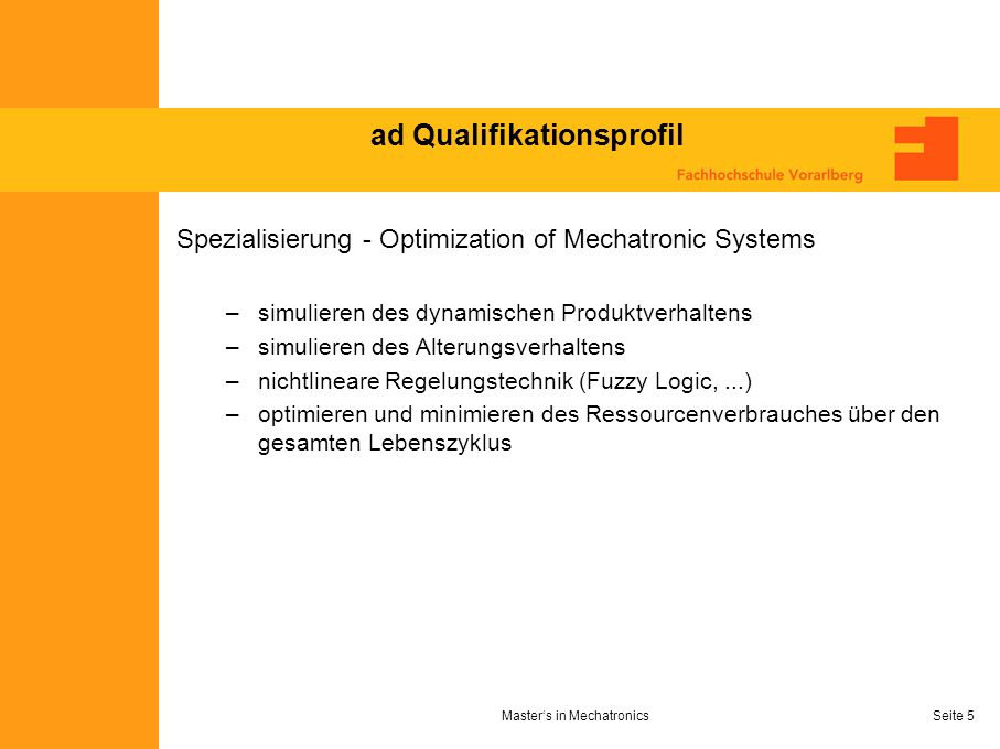 ad Qualifikationsprofil