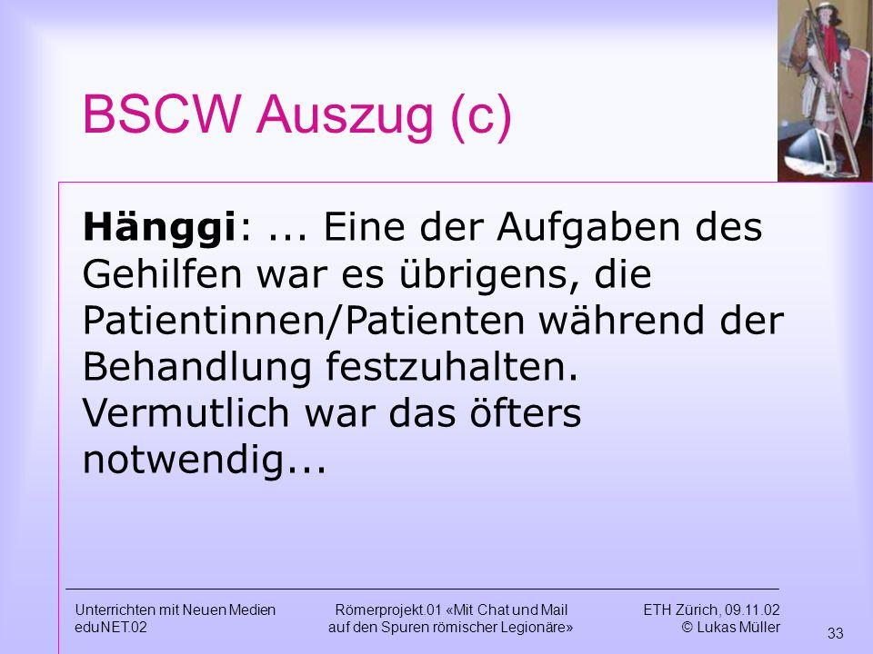 BSCW Auszug (c)