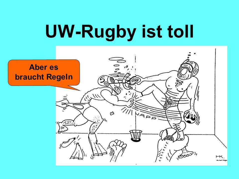 UW-Rugby ist toll Aber es braucht Regeln