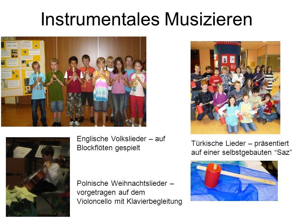 Instrumentales Musizieren