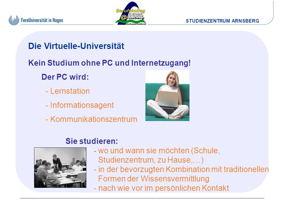 Die Virtuelle-Universität