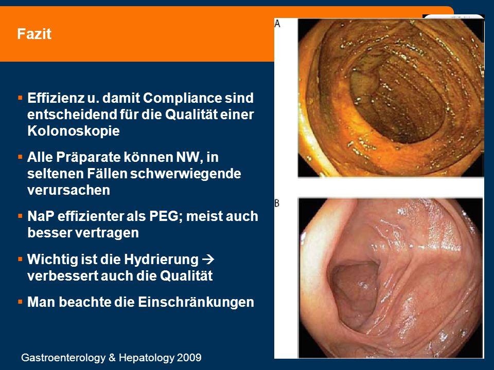 Gastroenterology & Hepatology 2009