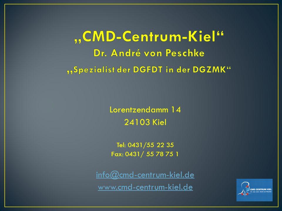 """""""CMD-Centrum-Kiel Dr"""