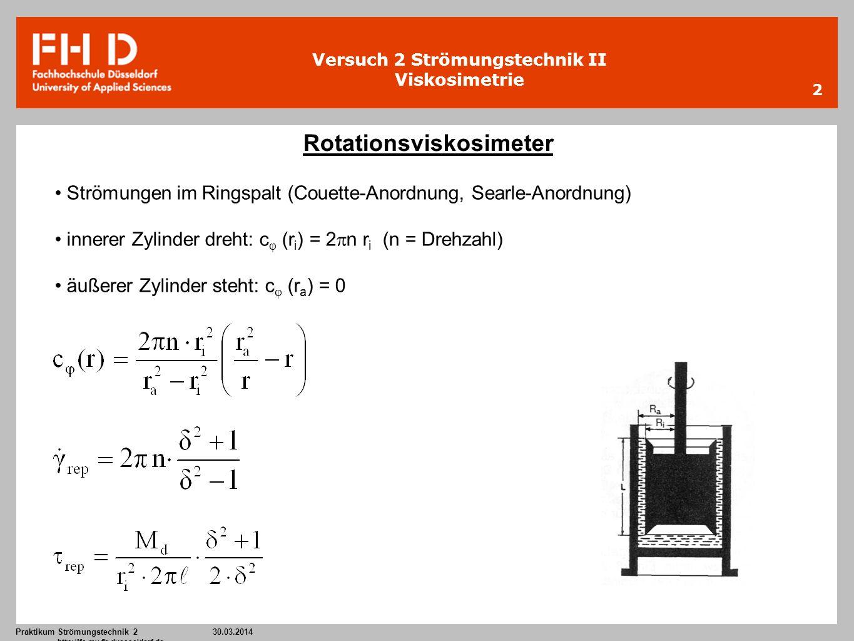 Rotationsviskosimeter