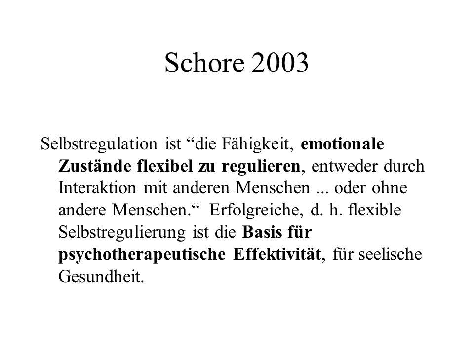 Schore 2003