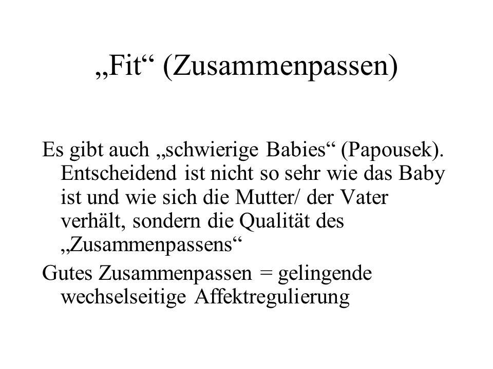 """""""Fit (Zusammenpassen)"""