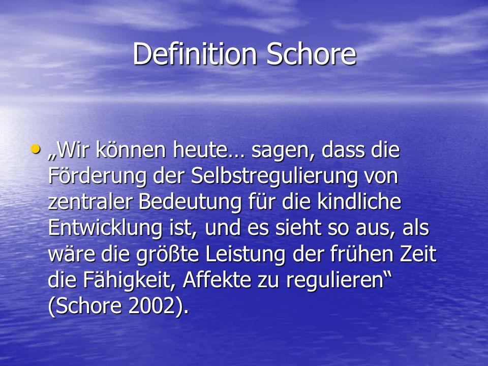 Definition Schore