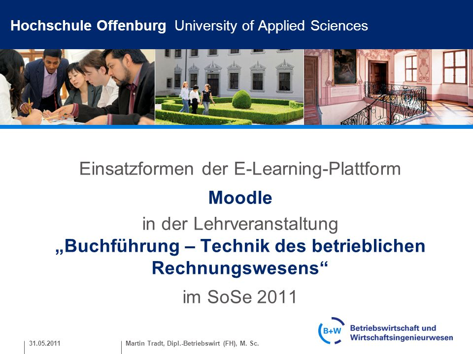 Hochschule Offenburg University of Applied Sciences