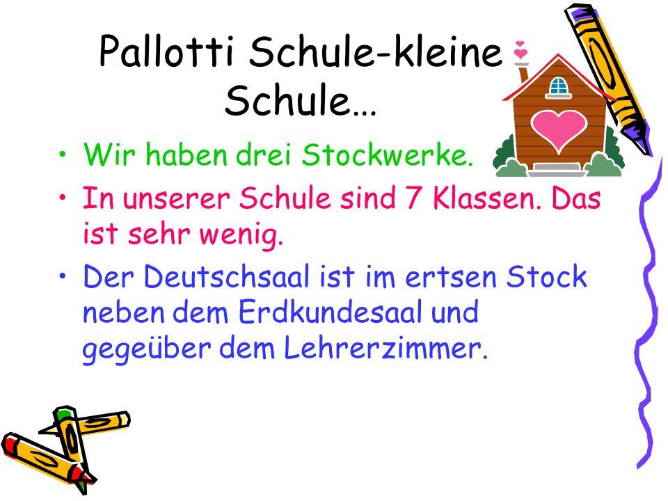 Pallotti Schule-kleine Schule…