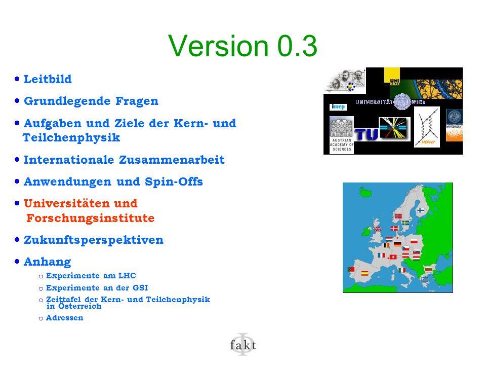 Version 0.3 Leitbild Grundlegende Fragen