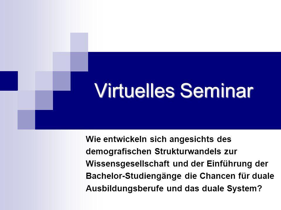 Virtuelles Seminar