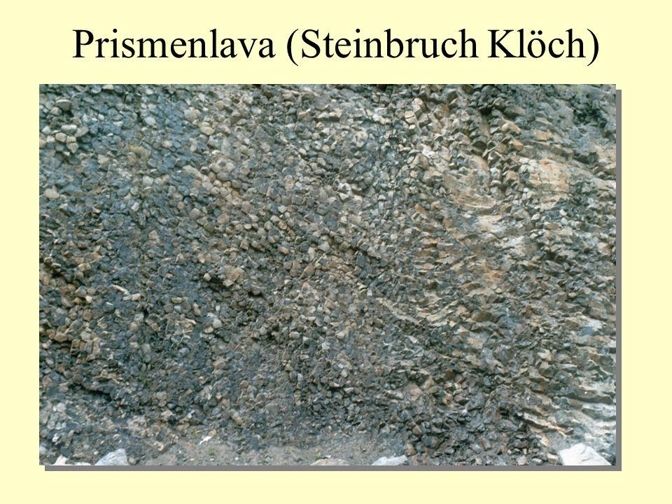 Prismenlava (Steinbruch Klöch)