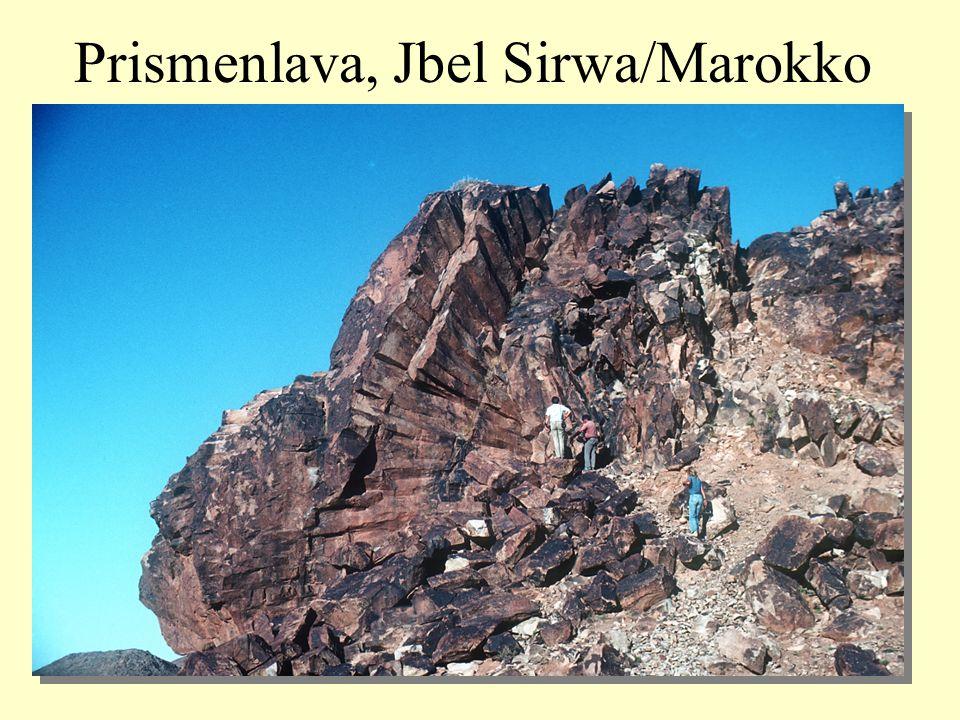 Prismenlava, Jbel Sirwa/Marokko