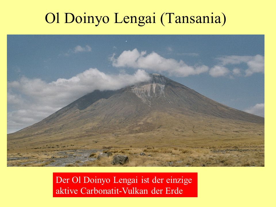 Ol Doinyo Lengai (Tansania)