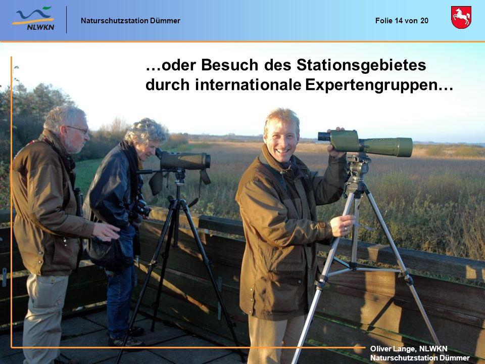 Naturschutzstation Dümmer