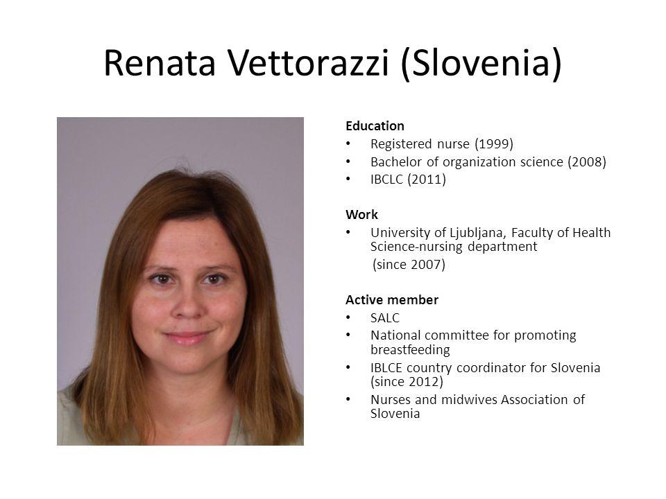 Renata Vettorazzi (Slovenia)