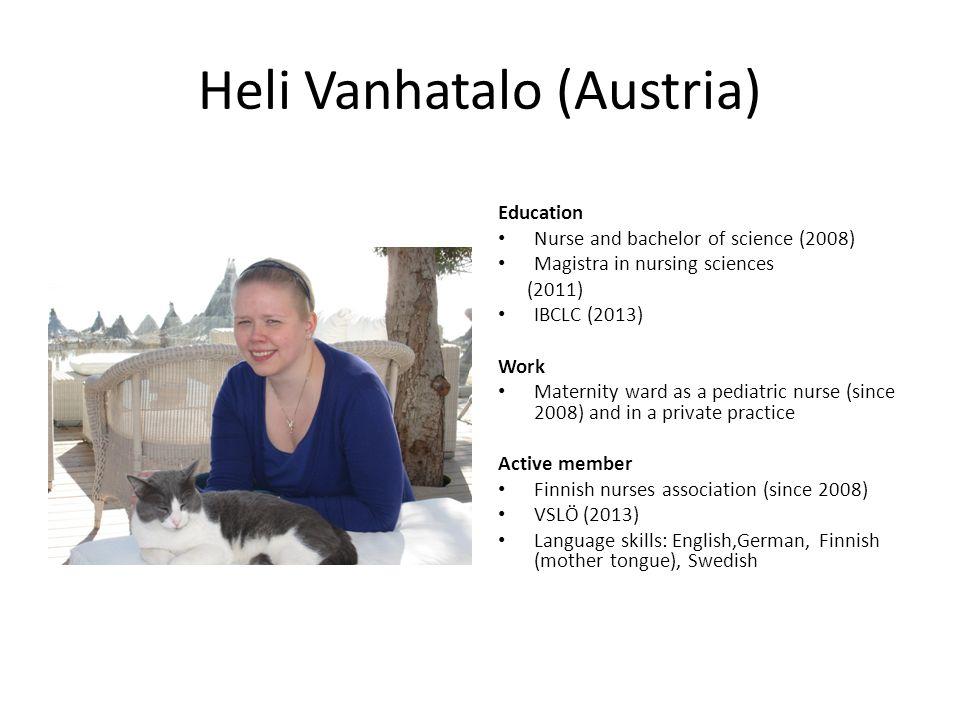 Heli Vanhatalo (Austria)