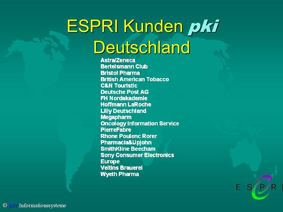 ESPRI Kunden pki Deutschland