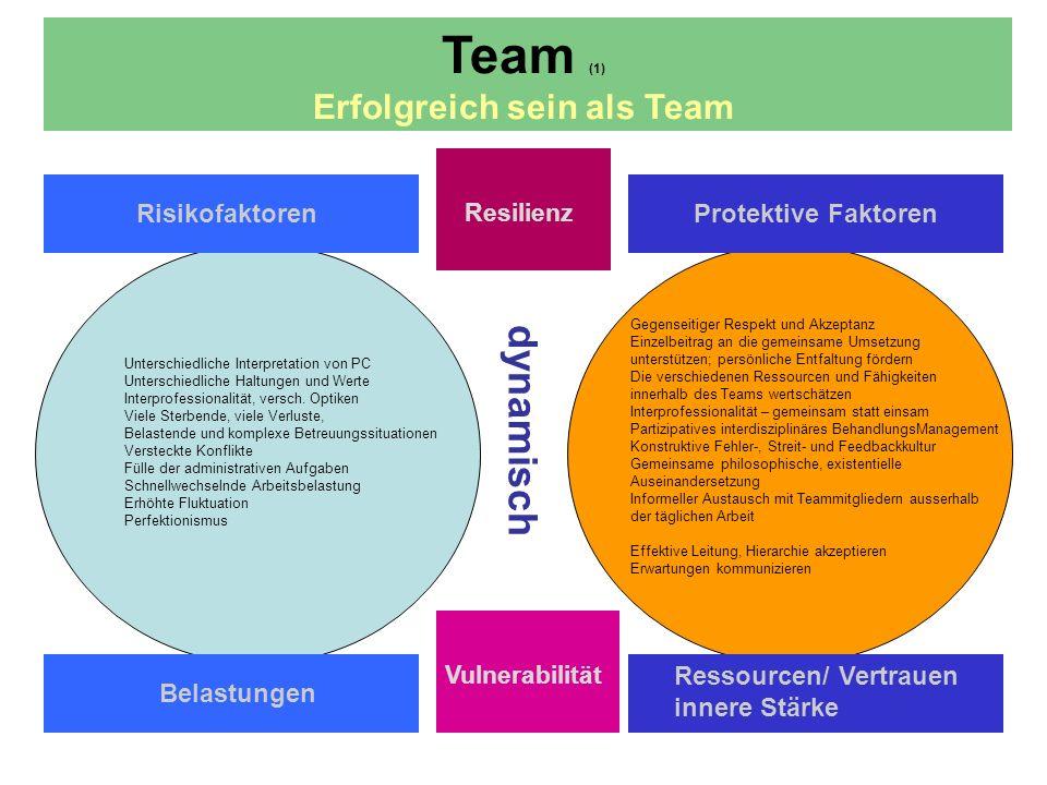 Team (1) Erfolgreich sein als Team