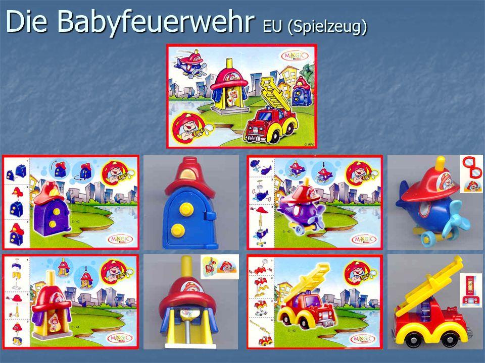 Die Babyfeuerwehr EU (Spielzeug)