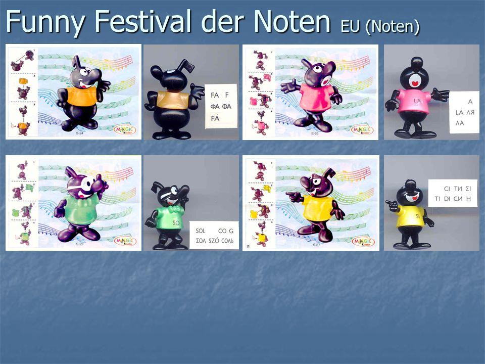 Funny Festival der Noten EU (Noten)