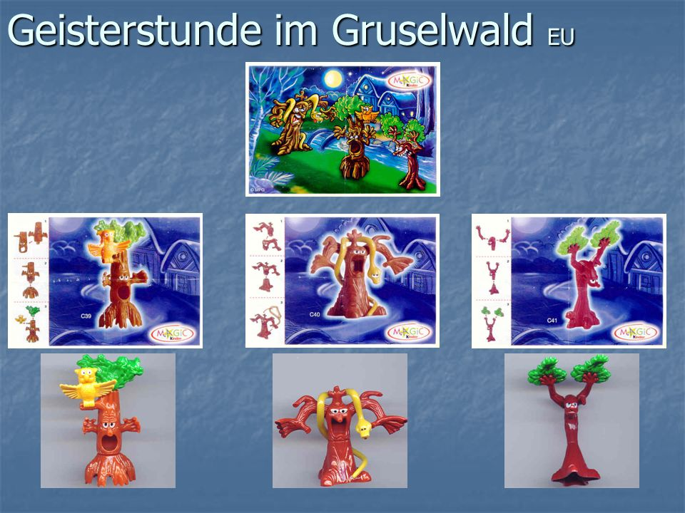 Geisterstunde im Gruselwald EU
