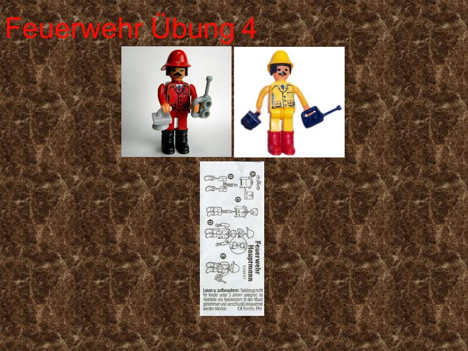 Feuerwehr Übung 4