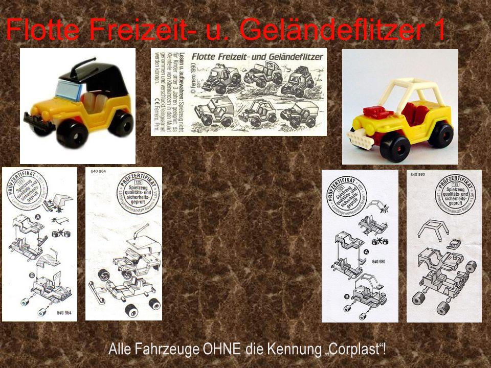 Flotte Freizeit- u. Geländeflitzer 1
