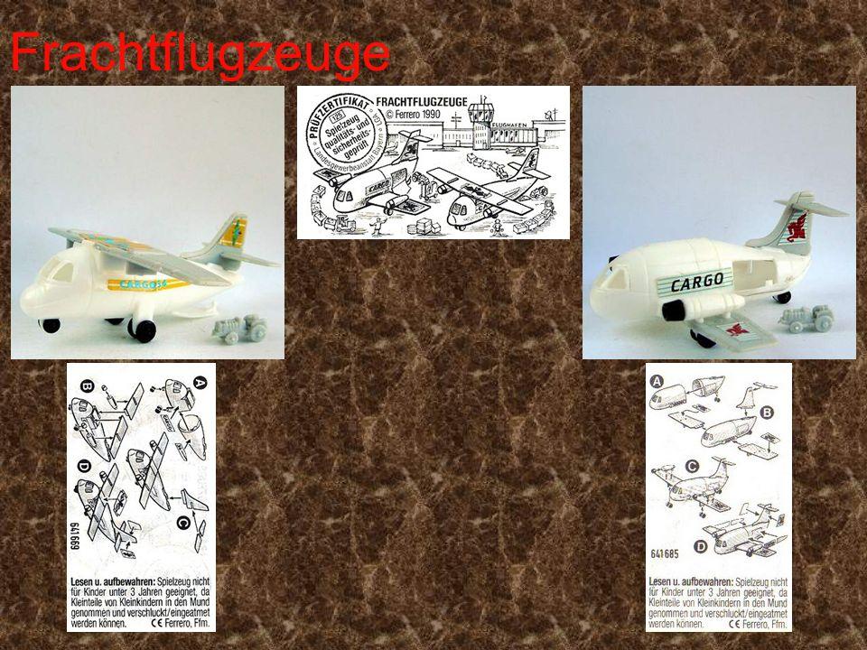 Frachtflugzeuge