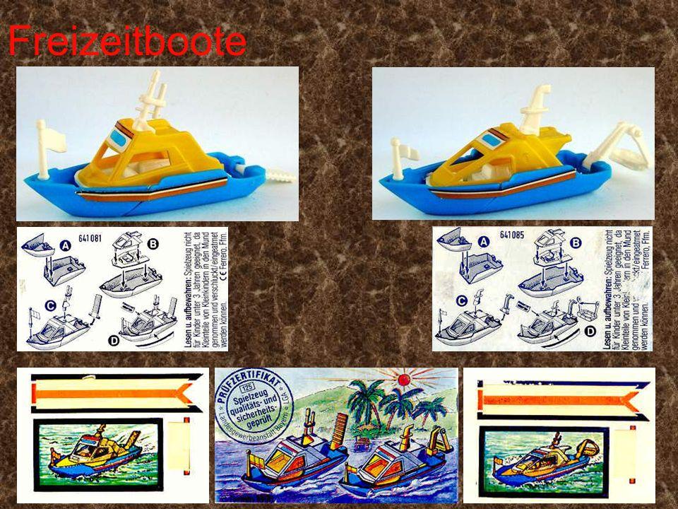 Freizeitboote