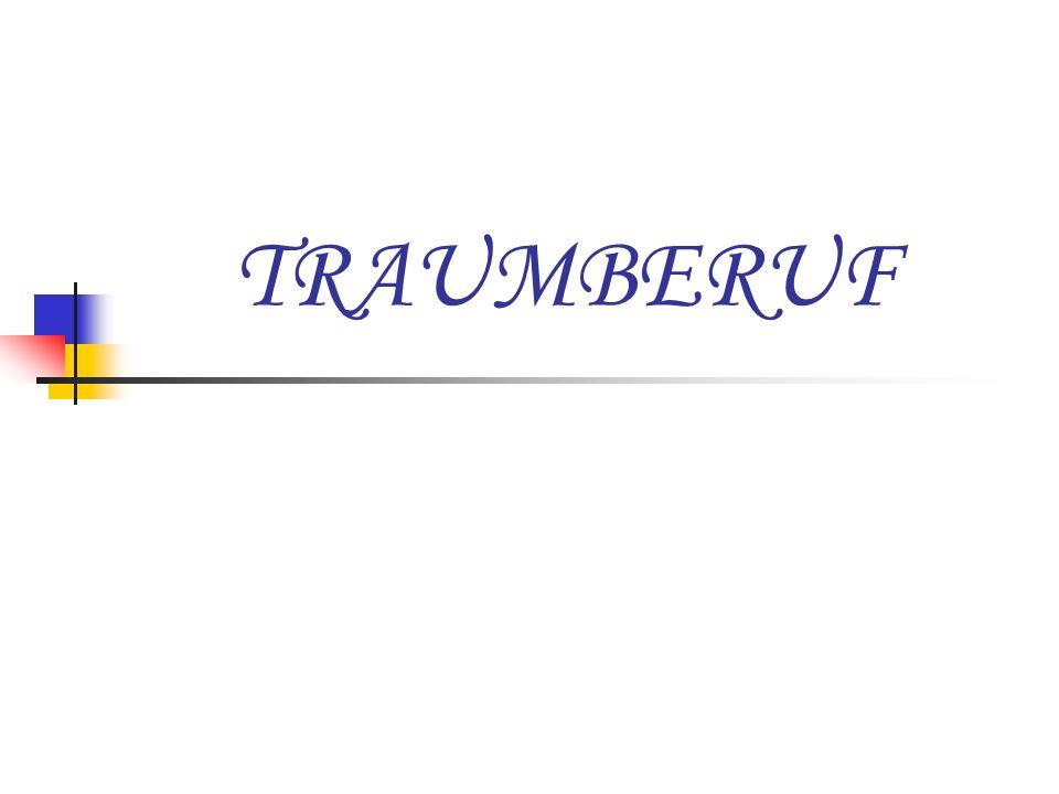 TRAUMBERUF